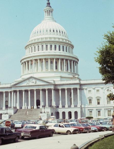 U.S. Capitol c. 1980