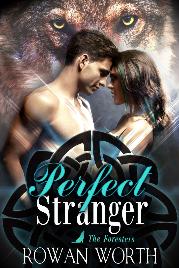 Perfect Stranger Cover